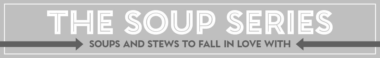 The Soup Series banner.